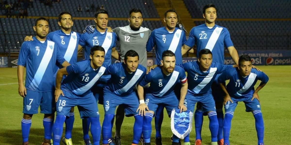 La sanción de la FIFA sobre Guatemala queda sin efecto