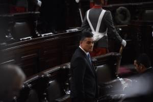 sesión solemne en el Congreso por aniversario de la Constitución