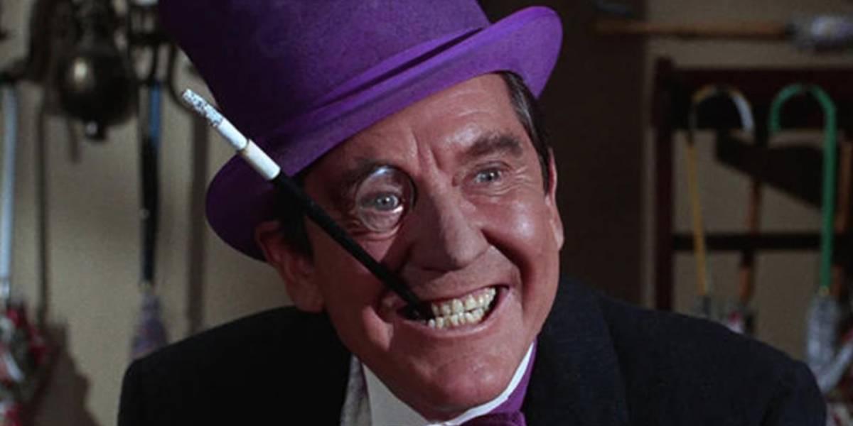 El Pingüino podría ser el villano de The Batman por imposición de Warner