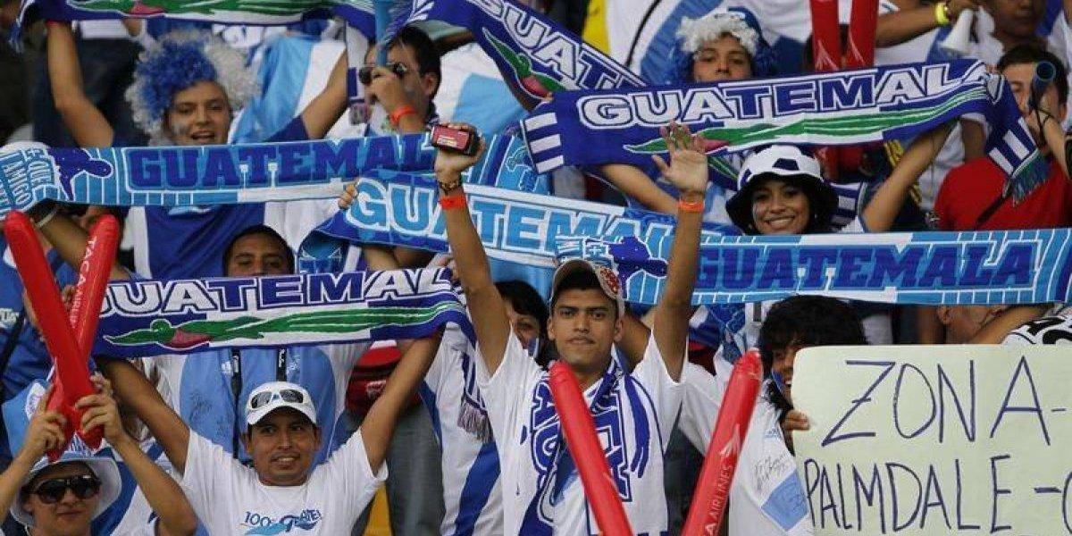 Estos son los torneos en los que podrá competir Guatemala a nivel internacional