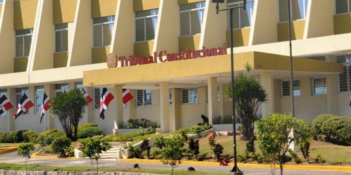 TC resalta derechos difusos y colectivos establecidos en la Constitución
