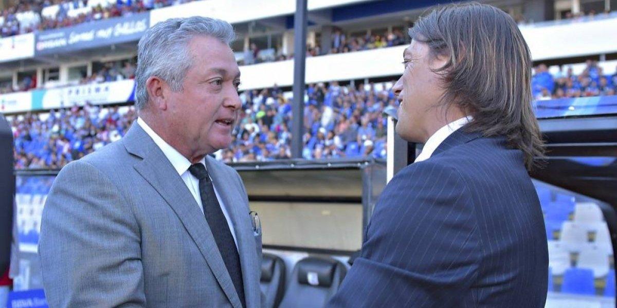 La primera opción de Chivas se llama Víctor Manuel Vucetich