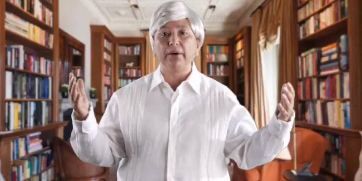#Política Confidencial: Xóchitl Gálvez se disfraza de AMLO
