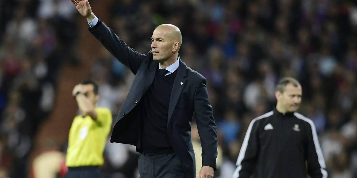 Zinedine Zidane dice hasta luego al Real Madrid