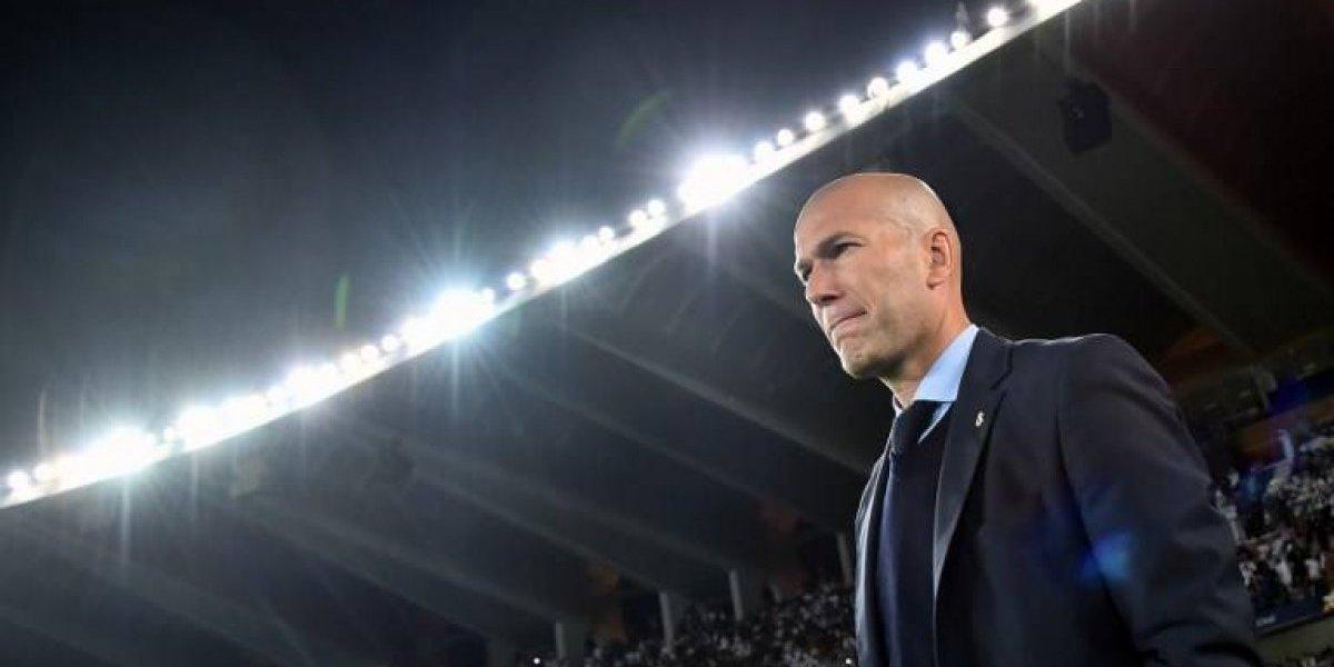 """Zinedine Zidane es el """"puto amo de las despedidas"""""""