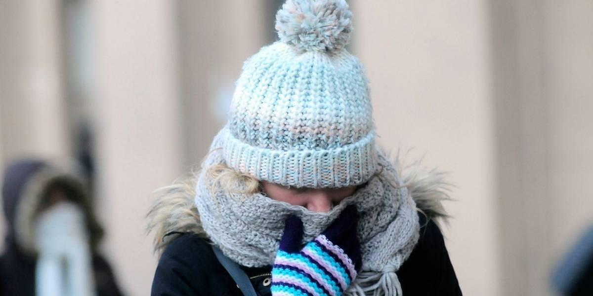 Este viernes fue la mañana más fría del año en la Región Metropolitana: temperaturas alcanzan a los -2,1 grados