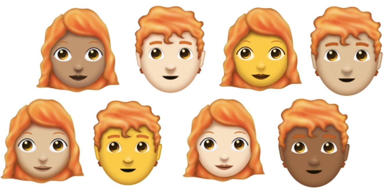 ¡Emojis nuevos! Llegarán más de 150 con Android Pie