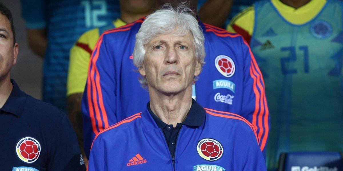 Partido amistoso entre Colombia y Grecia no se jugará