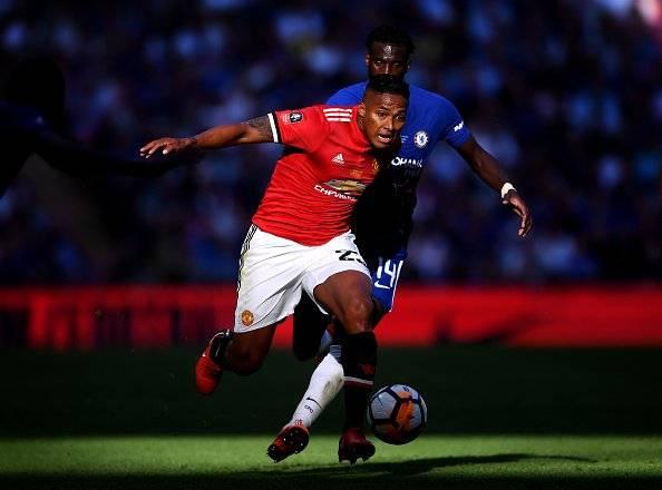 Manchester United ficharía a jugador de 18 años para competir con Antonio Valencia Getty