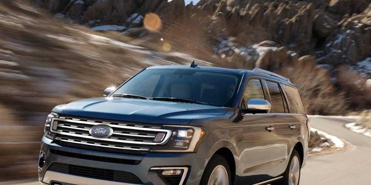 La nueva generación del SUV más grande de Ford arriba a Chile