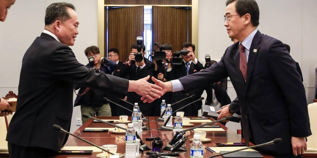 ¿Volvió la calma tras días de tempestad? Las dos Coreas reanudan conversaciones para alcanzar la paz