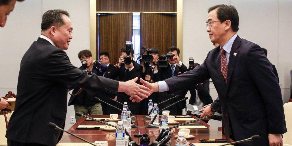 Las 2 Coreas reanudan negociaciones