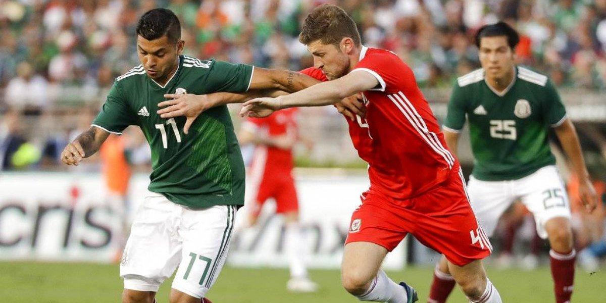 México se mide a Escocia antes de Rusia 2018