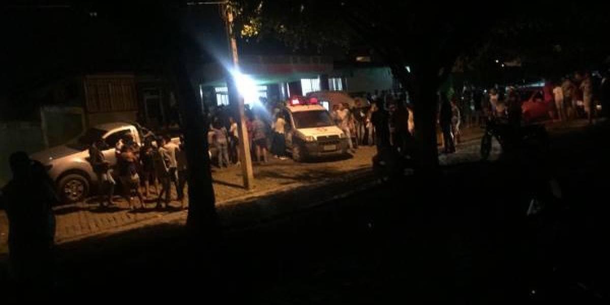 Motorista atropela fiéis em procissão no interior da Bahia
