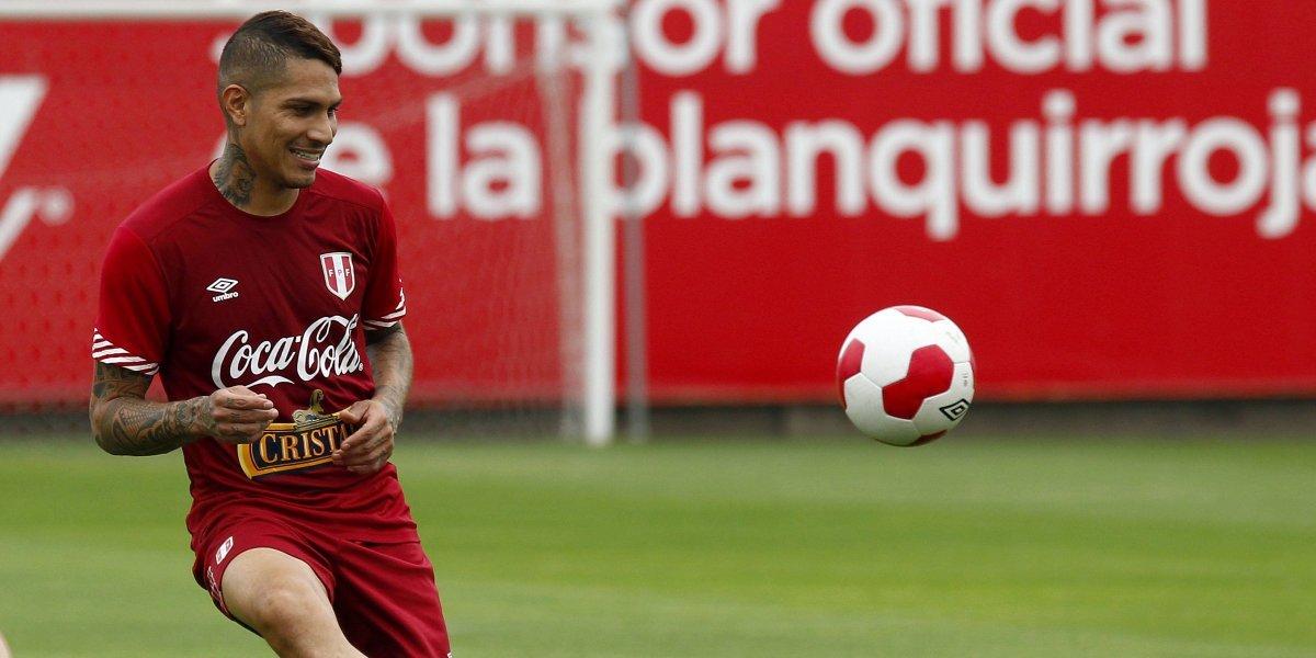 Paolo Guerrero puso fin a su calvario y se unió a la selección peruana en Europa
