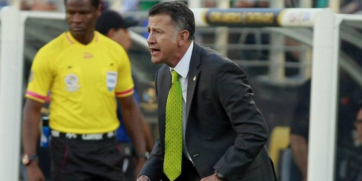 ¿Aló, Sampaoli? Juan Carlos Osorio dejó de ser el técnico de la selección mexicana
