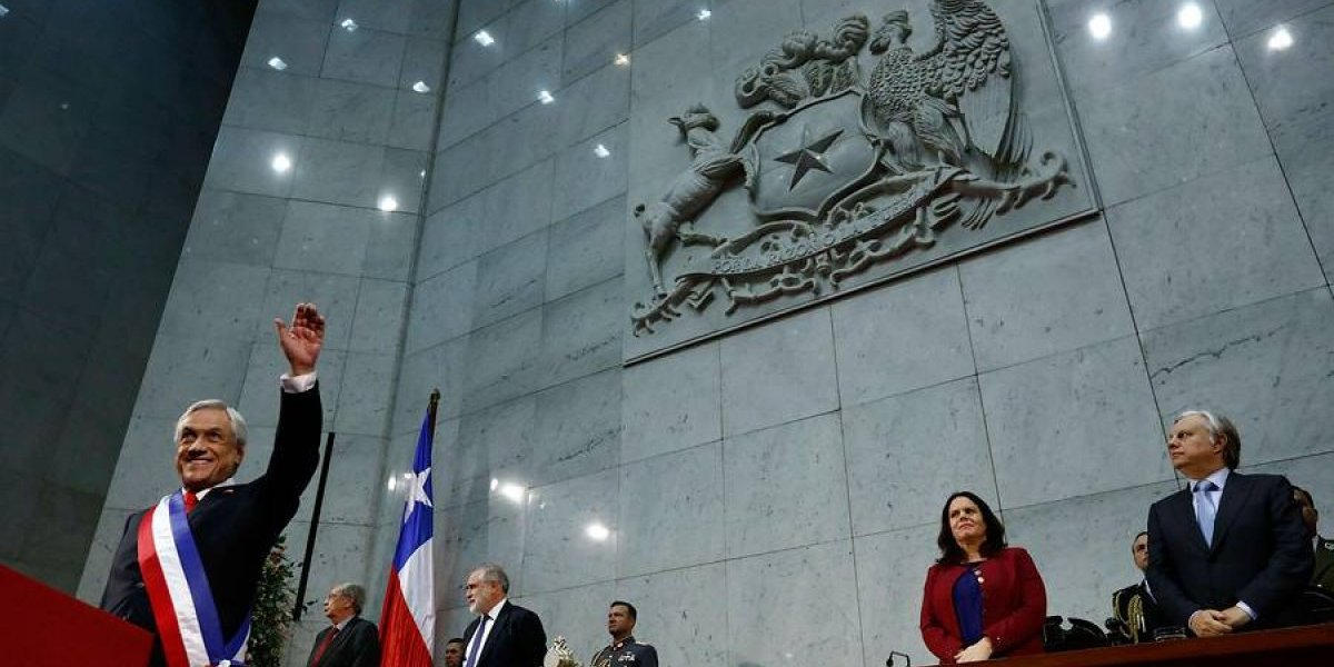 """""""Tan linda que se ve y tan dura que es"""": senador Guillier exige al presidente Piñera que se disculpe por """"piropo"""" a Maya Fernández"""