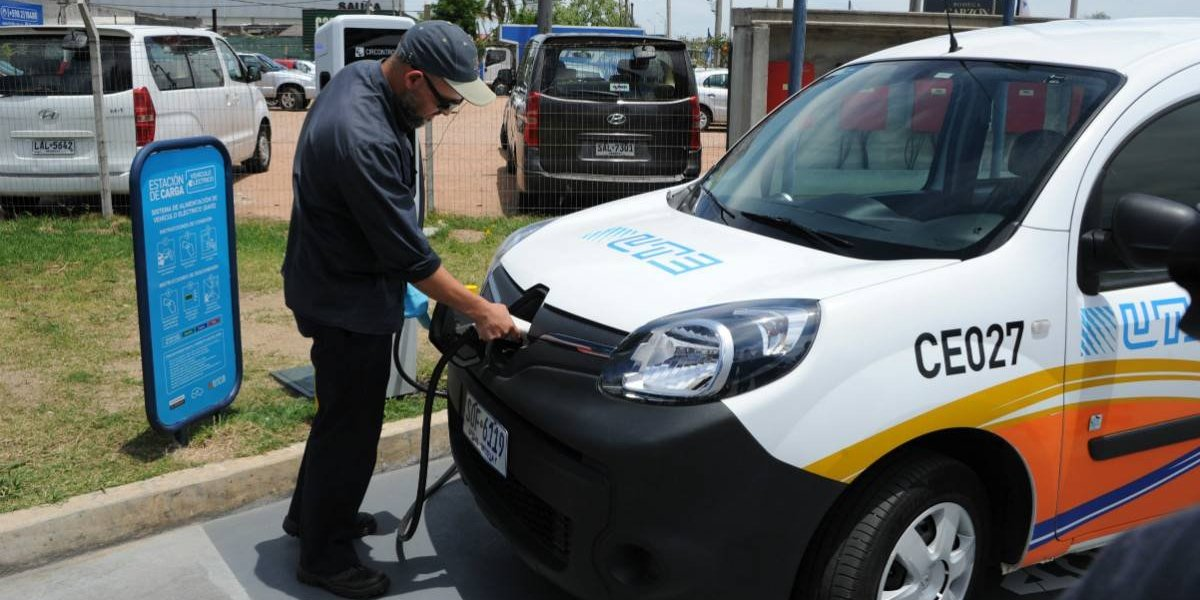 Uruguay crea la primera ruta eléctrica de Latinoamérica