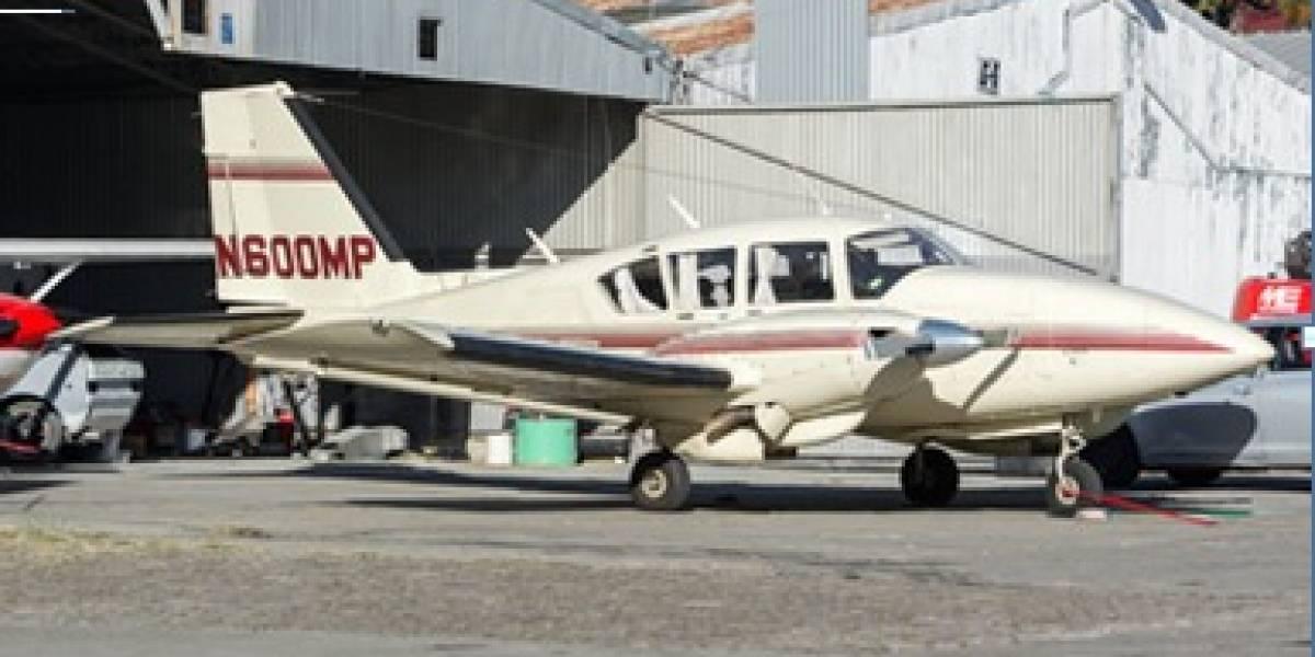 Capturan a piloto aviador señalado de cometer irregularidades que pusieron en peligro el tráfico aéreo