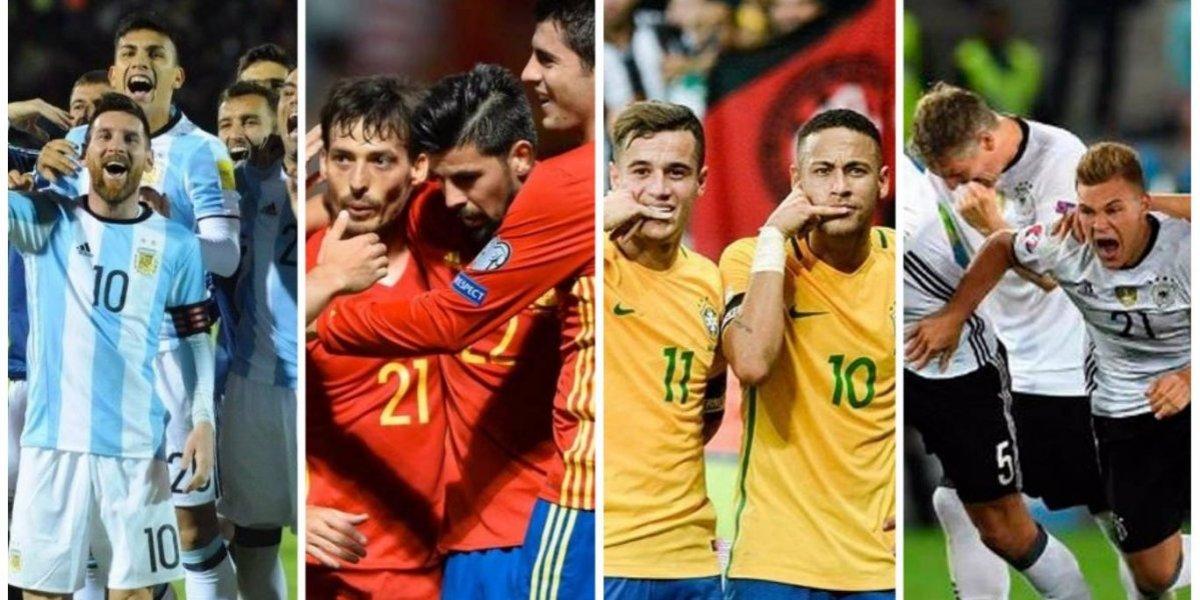 Según la matemática, esta selección ganará el Mundial de Rusia