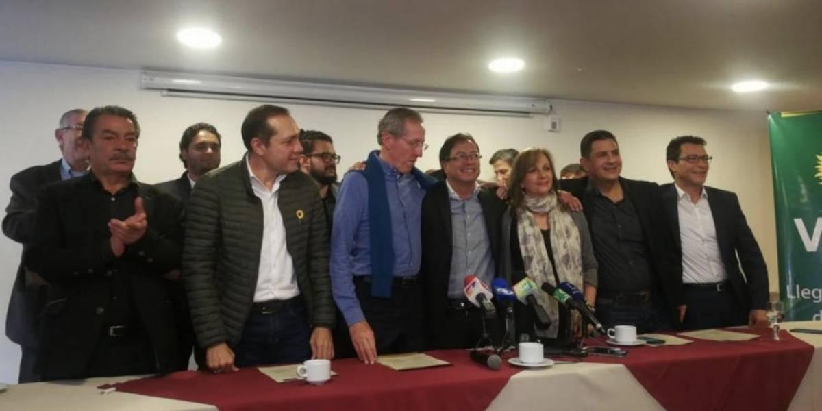 Estos son los congresistas de la Alianza Verde que van por Petro en la segunda vuelta