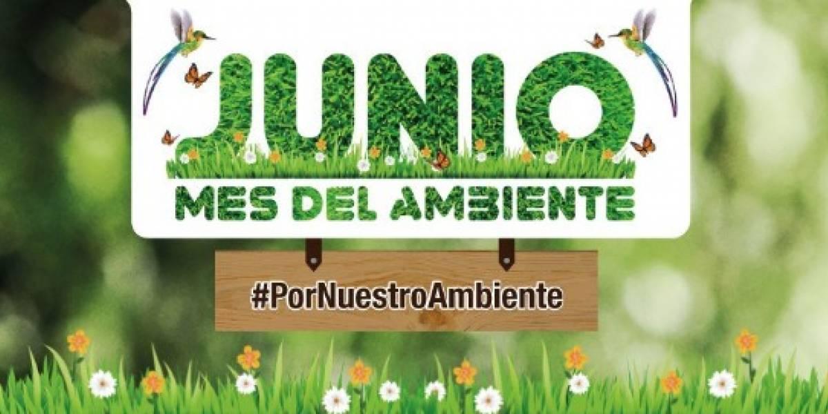 Ecuador presenta agenda ambiental al marcar junio como mes del medioambiente