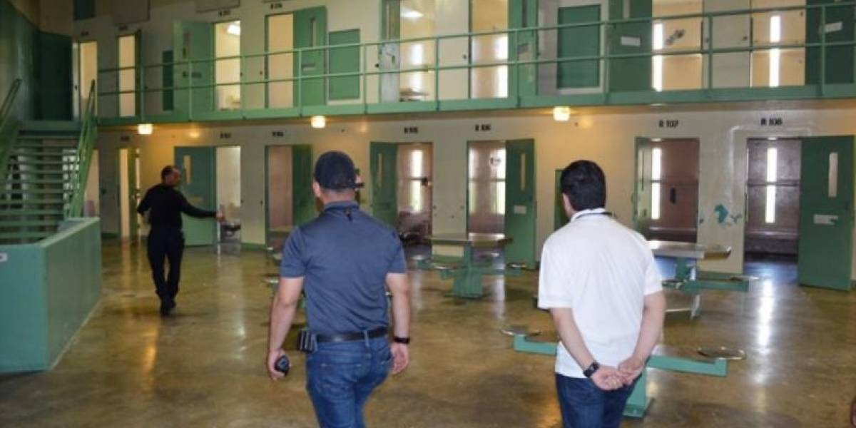Radican medida para aumentar salario de guardias y custodios del Departamento de Corrección y Rehabilitación