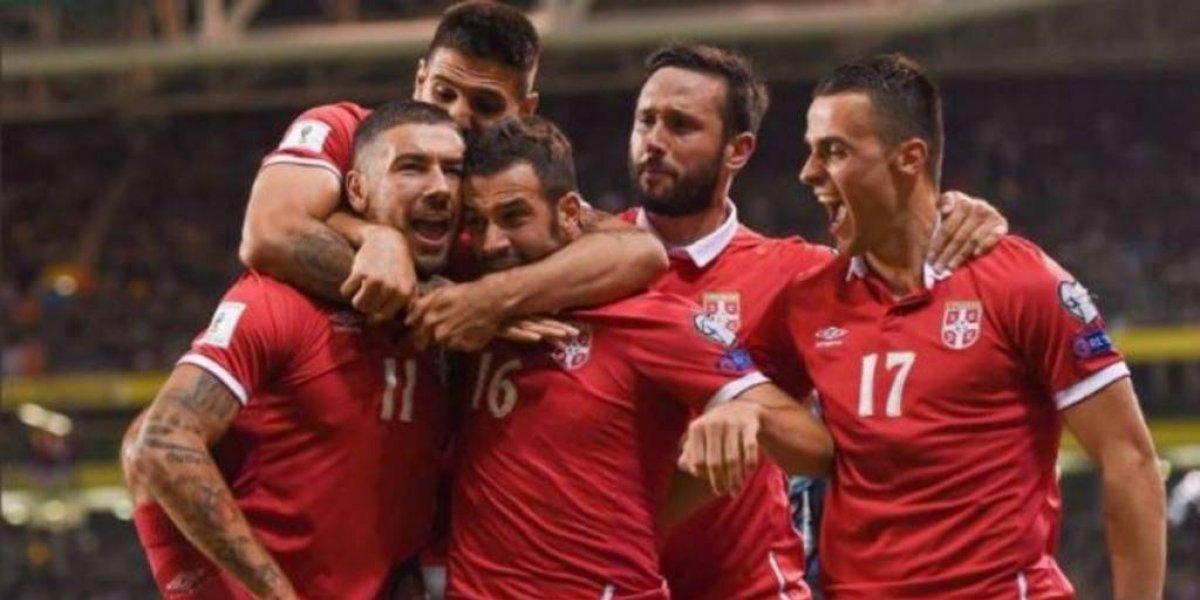 Gobierno de Serbia promete a jugadores 10 MDE si ganan en Rusia 2018