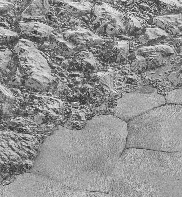 Dunas Plutón