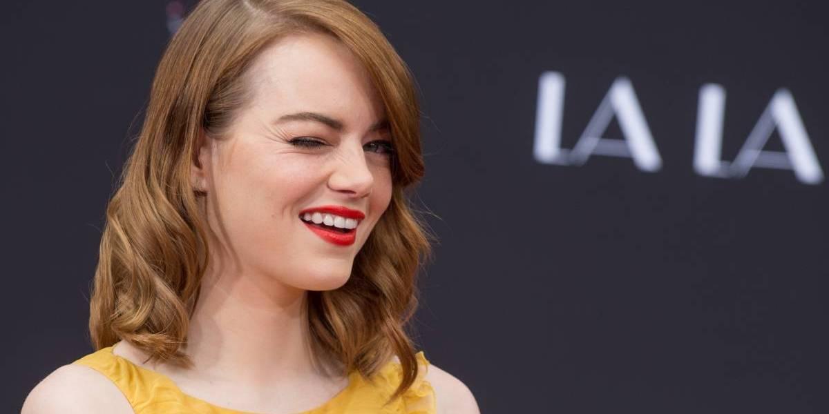 Sorprenden a Emma Stone con el exesposo de una famosa actriz