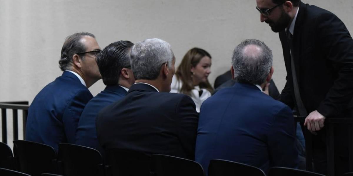 Sindicados de otorgar financiamiento ilícito a FCN-Nación rendirán primera declaración