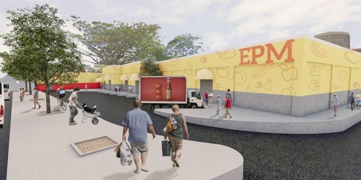 Así será la transformación de los mercados públicos de Barranquilla