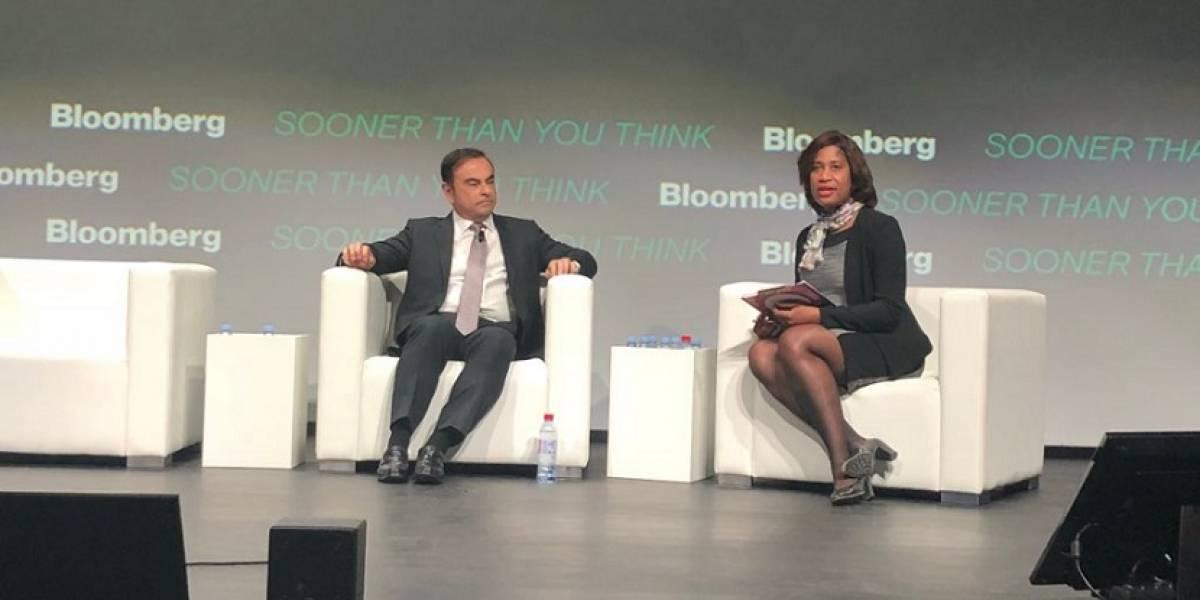 El CEO de Renault-Nissan-Mitsubishi habla sobre el futuro de la movilidad