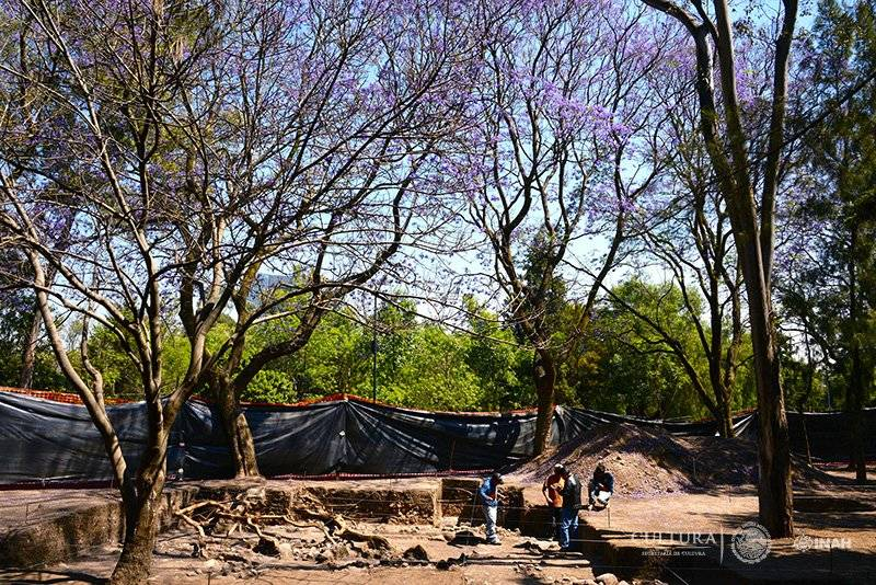 abores de salvamento identifican dos ocupaciones del sitio, correspondientes al periodo Preclásico y a fases del Clásico. Foto: Melitón Tapia, INAH.