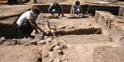 Los vestigios tienen una antigüedad de mil 500 años.