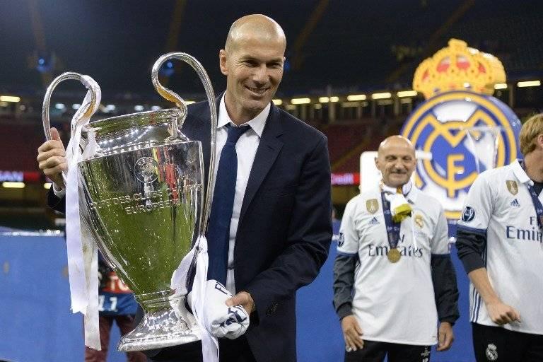 Zinedine Zidane volverá a dirigir al Real Madrid