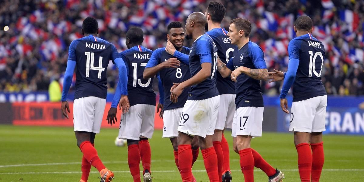 Francia e Italia, partidazo que paraliza el mundo del fútbol