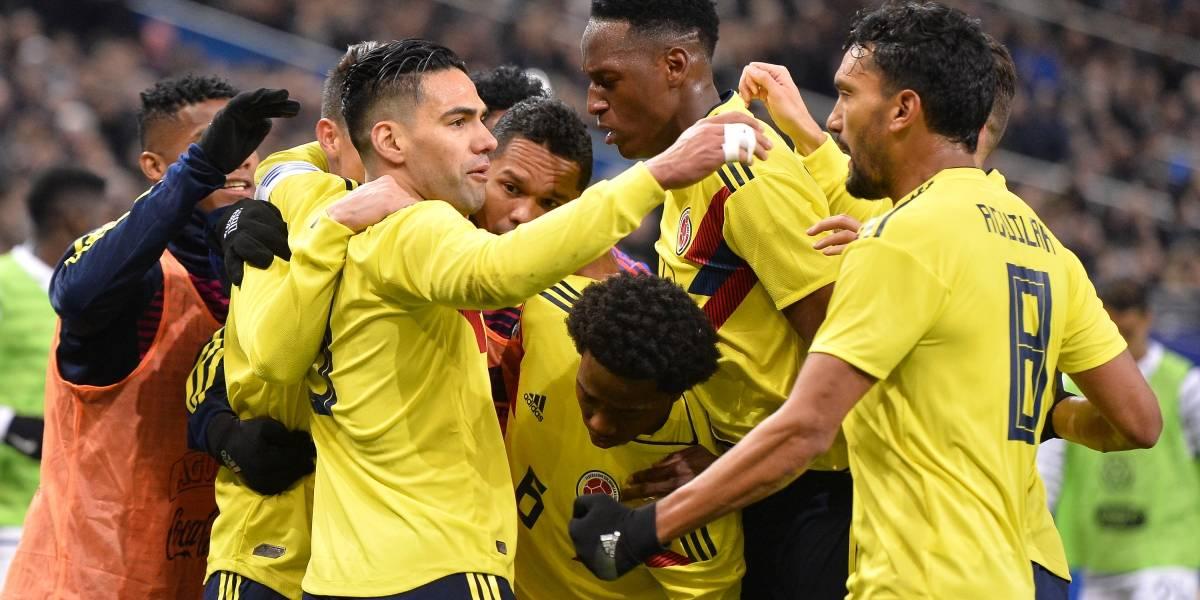 Y los elegidos son…¡José Pékerman confirmó la titutar de Colombia contra Egipto!
