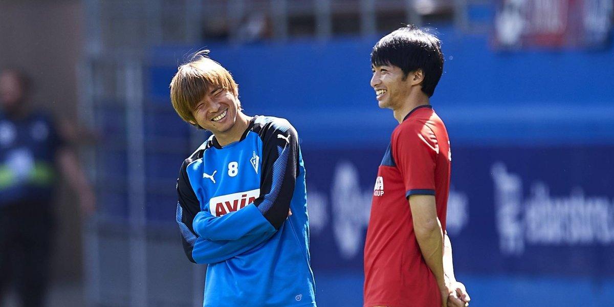 VIDEO: Real Betis le da la bienvenida a futbolista japonés al estilo Dragon Ball