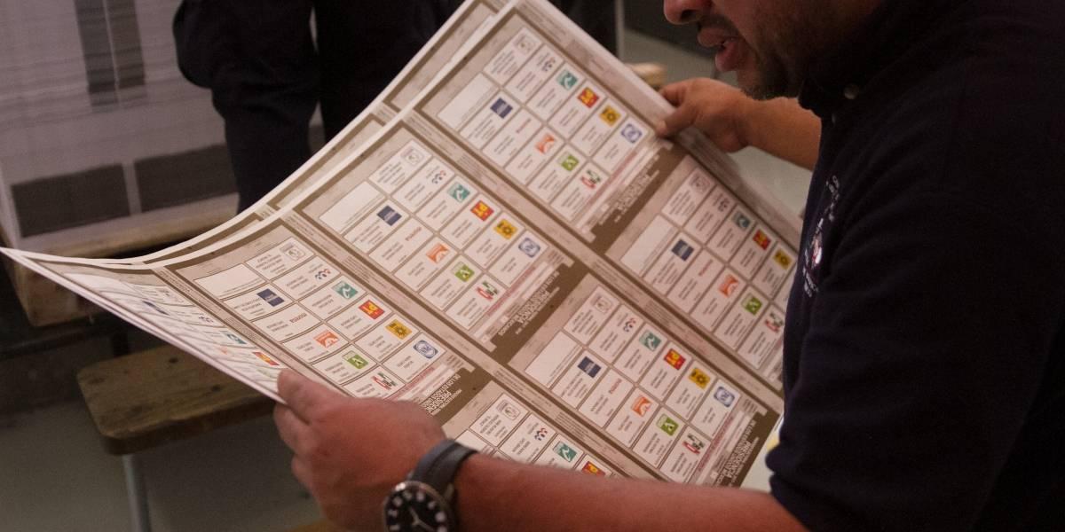 INE comienza reparto nacional de más de 281 millones de boletas electorales