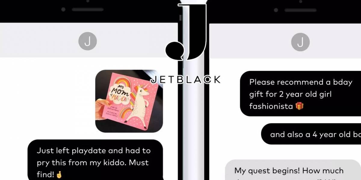Walmart lanza Jetblack: un bot para comprar productos con mensajes de texto