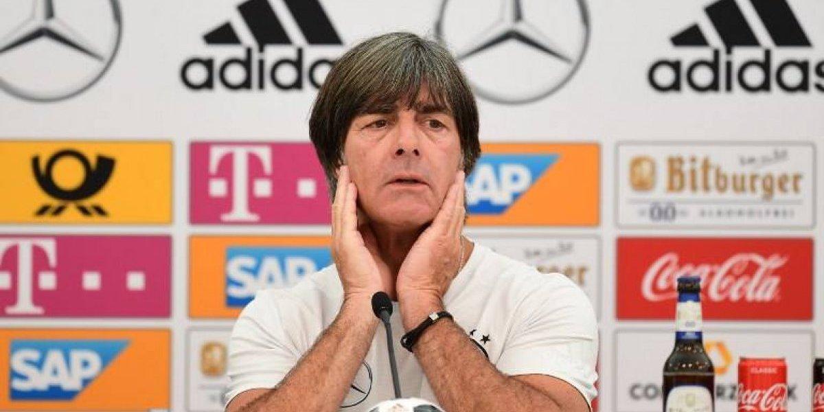Joachim Löw se autodescarta como técnico del Real Madrid