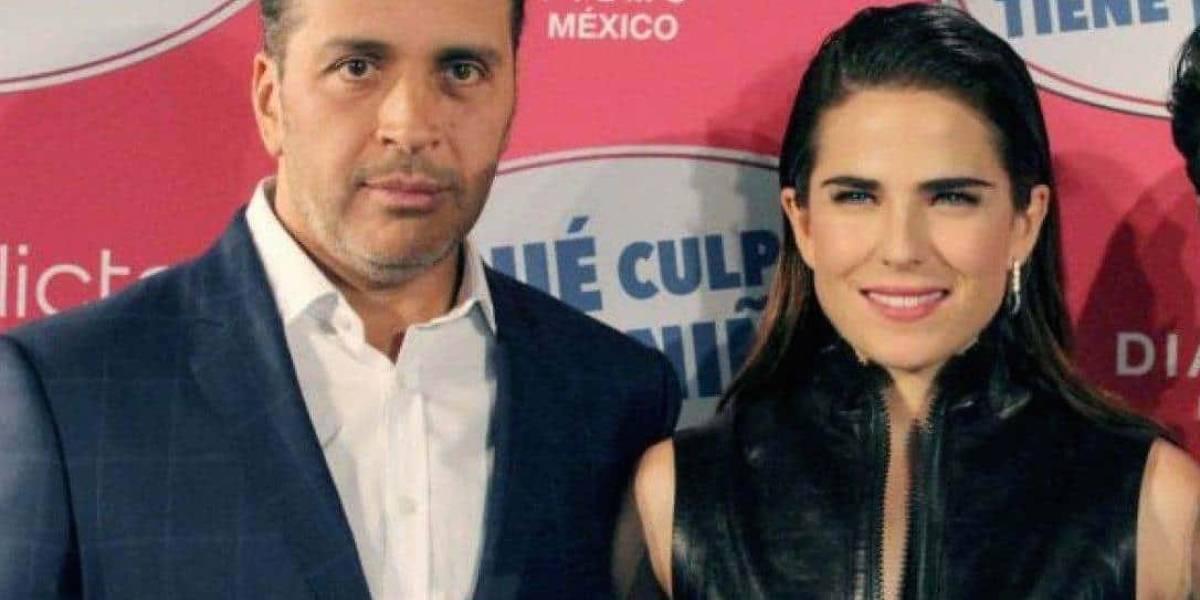 Gustavo Loza revela mensajes de Karla Souza tras denuncia de agresión sexual