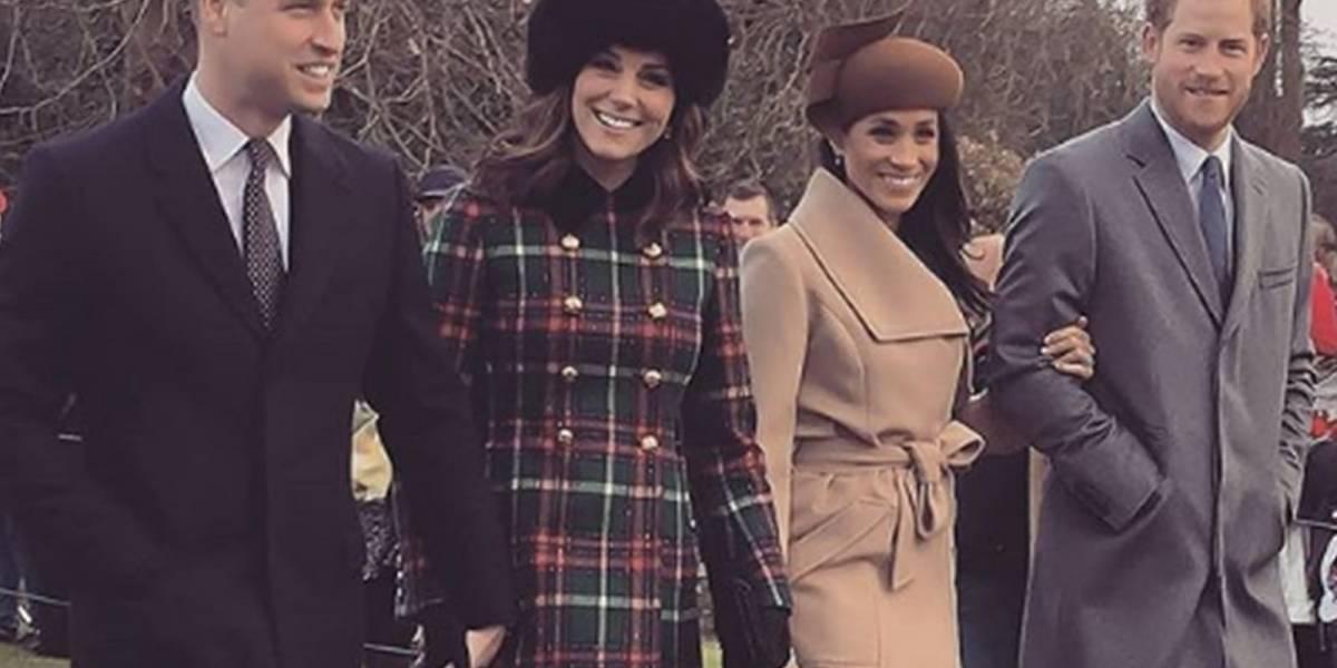 Kate Middleton y Meghan, de plebeyas a las miembros más fotografiadas de la Realeza