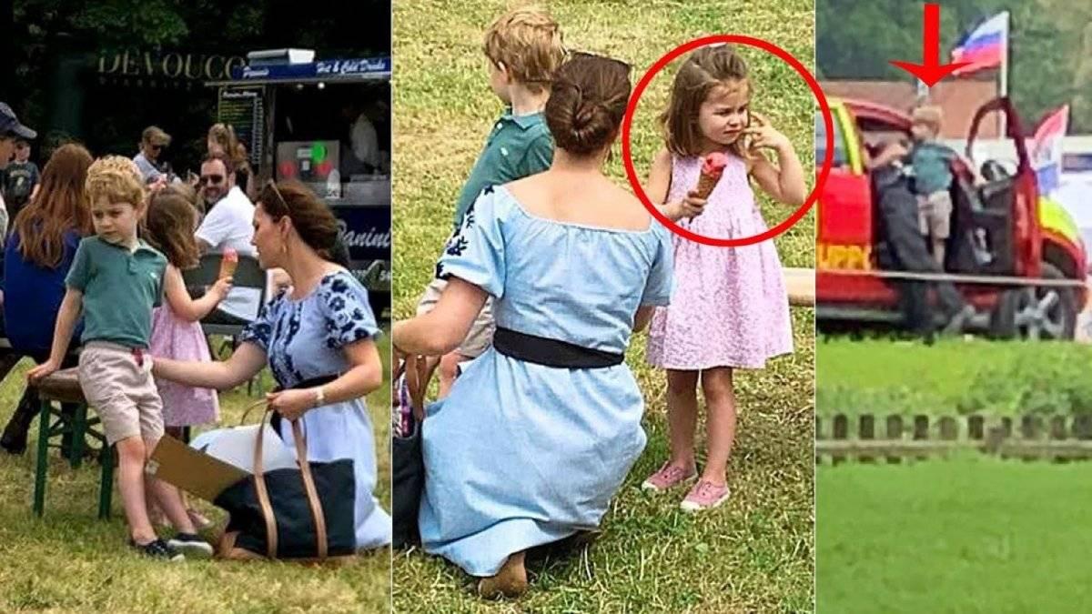 Kate Middleton Zara Vestido