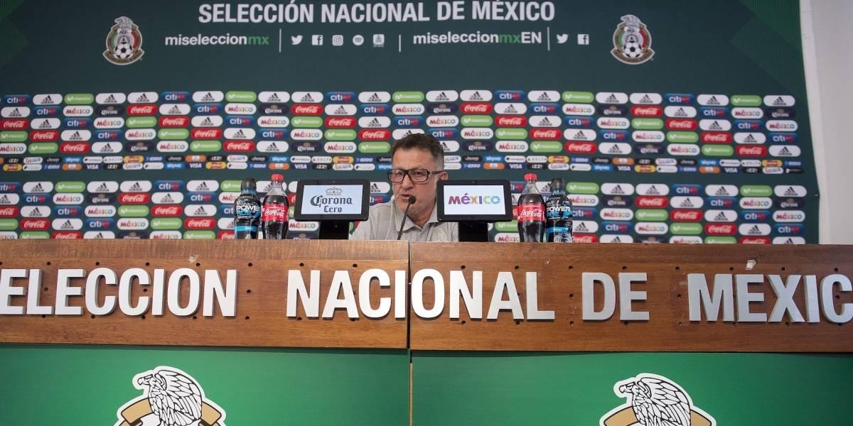 Posibles ausencias de Guardado, Reyes y Moreno para el Mundial son la angustia de Osorio