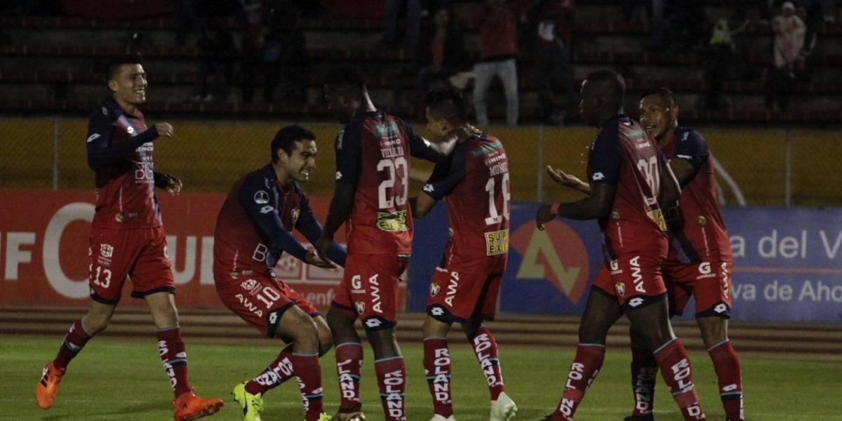 El Nacional celebra 54 años en el fútbol ecuatoriano con triunfo sobre Cuenca