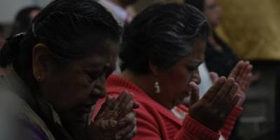misa en Catedral por muerte de migrante Claudia Gómez