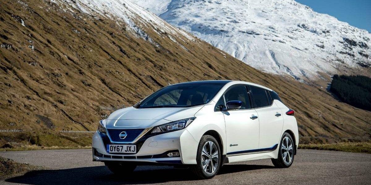 Nissan sigue cosechando premios con el Leaf