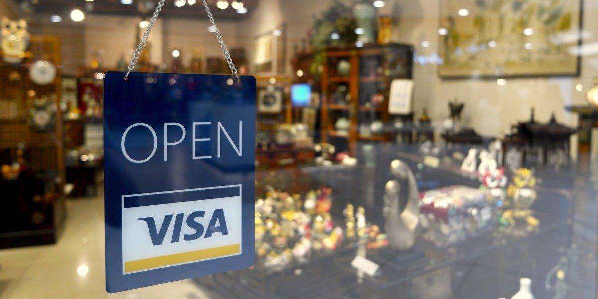 Cae el sistema de pagos de la empresa Visa en Europa